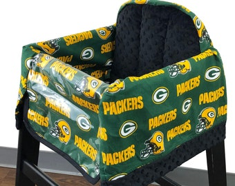Green Bay High Chair Cover