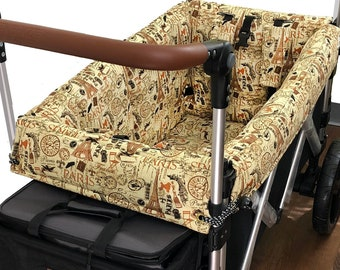 Vintage Paris Stroller Wagon Liner For Keenz