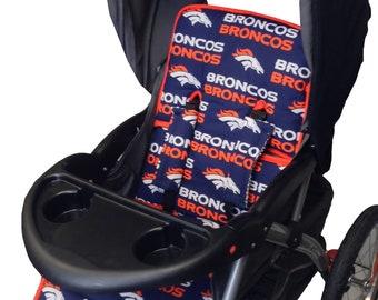 Bronco Stroller Liner - Reversible Stroller Pad
