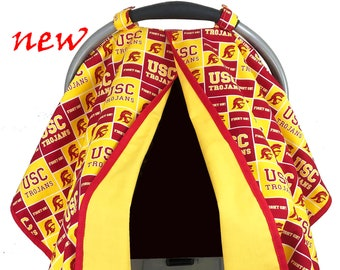 USC Car Seat Tent -  Car Seat Canopy
