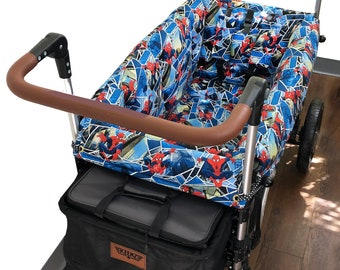 Spiderman Stroller Wagon Liner For Keenz