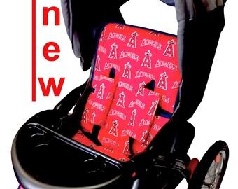 Angels Stroller Liner - Reversible Stroller Pad