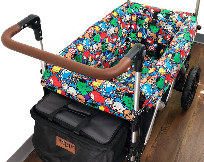 Featured listing image: Baby Avengers Stroller Wagon Liner For Keenz