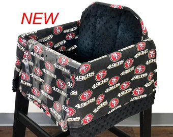 49ers Restaurant High Chair Cover