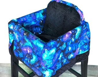 Galaxy Restaurant High Chair Cover