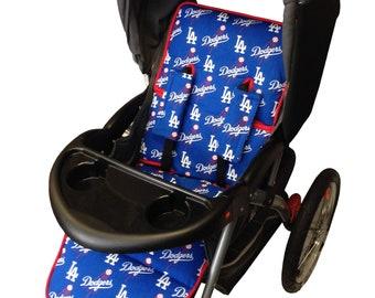 Dodgers Stroller Liner