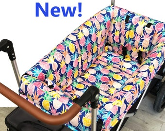 Pineapples Wagon Liner For Keenz Stroller Wagon