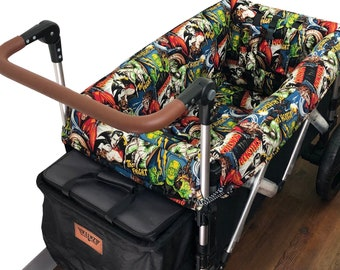 Classic Monsters Stroller Wagon Liner for Keenz