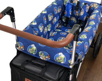 Toy Story Blue Stroller Wagon Liner For Keenz