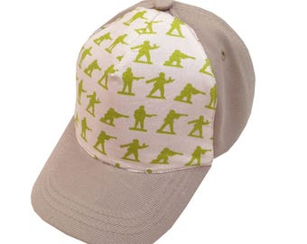 Army Men Ball Cap/Toddler Size