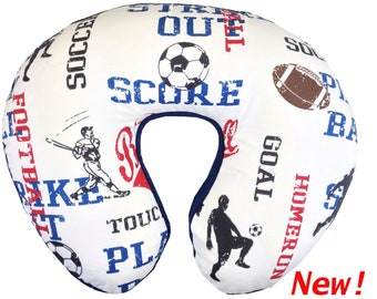 All Sports Boppy Pillow Cover