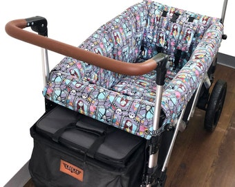 Jack and Sally Stroller Wagon Liner For Keenz