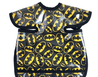 Batman Deluxe Apron Bib