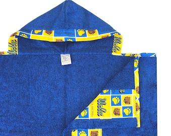 UCLA Hooded Towel