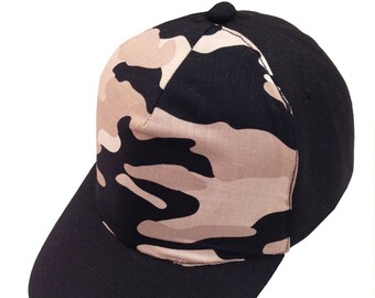 Camo Ball cap/Toddler Size