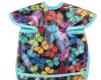 Prism Butterfly Apron Bib