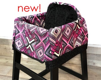 Isabel High Chair Cover For Restaurant