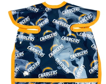 Chargers Deluxe Apron Bib