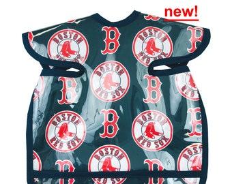 Boston Deluxe Apron Bib