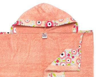 Mimosa Hooded Towel
