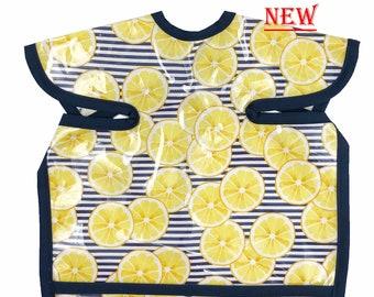 Lemons Deluxe Apron Bib
