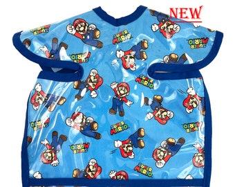 Mario Deluxe Apron Bib
