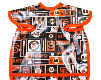 SF Giants Deluxe Apron Bib