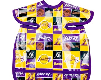 Lakers Deluxe Apron Bib