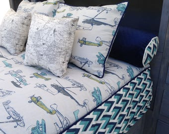 Vintage Air Full Size Hugger Comforter