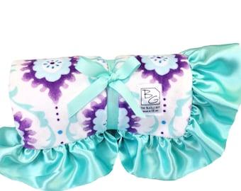Candice Deluxe Minky Blanket