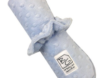 Baby Blue Roll and Go Changing Pad