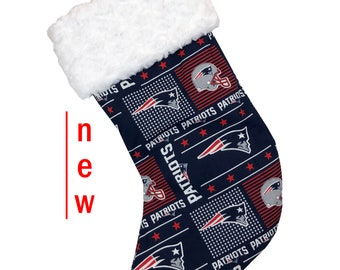 Patriots Christmas Stocking