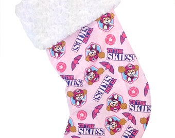 Paw Patrol Girls Christmas Stocking