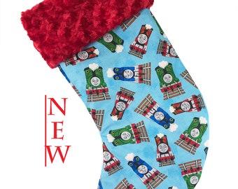 Thomas Christmas Stocking
