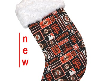 Giants Christmas Stocking
