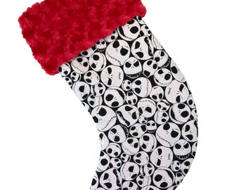 Jack Christmas Stocking
