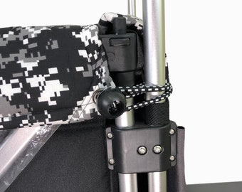 Digital Camo Stroller Wagon Liner For Keenz