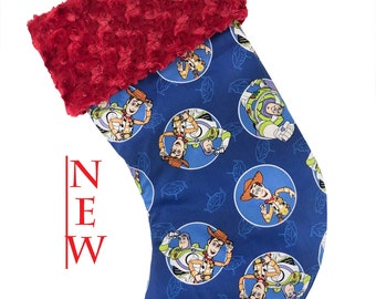 Toy Story Christmas Stocking
