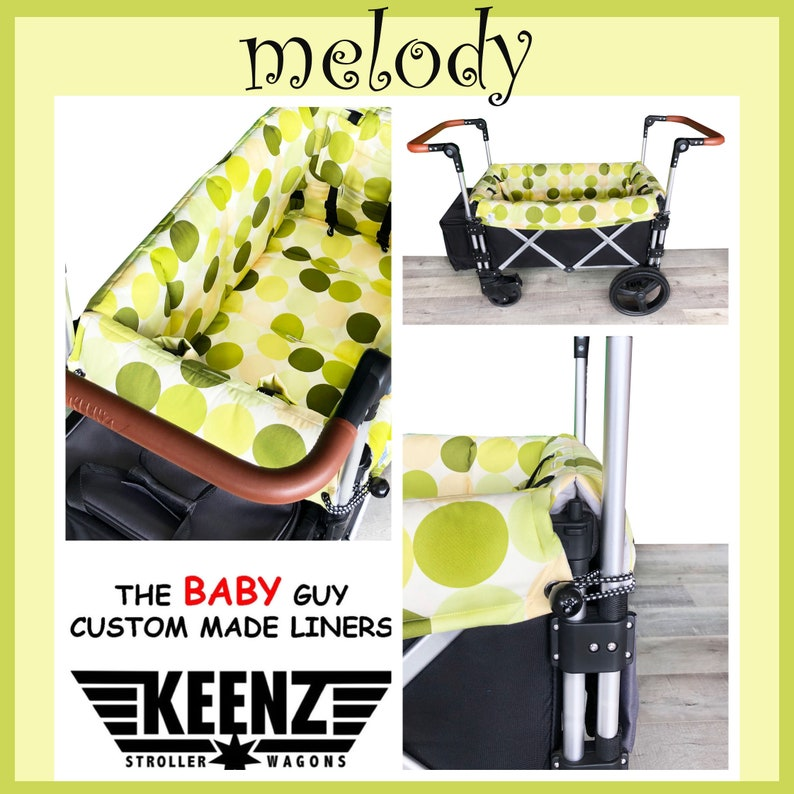 Melody Wagon Liner for Keenz