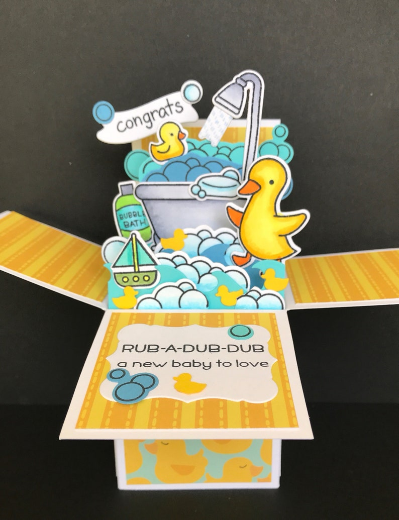 Home & Garden Greeting Cards & Invitations 3D Pop Up ...