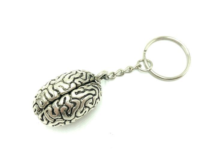 BRAIN: brain keychain