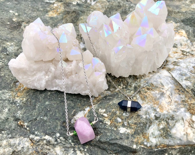 WITCH BUNDLE: white aura crystal