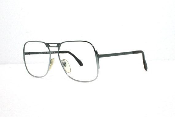 f783543376b Neostyle Aviator Eyeglasses 80 s Frame Square Germany