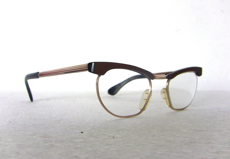 cac005935498 Eye Glasses Marwitz Optima 60 s Oval Gold Filled for Lady