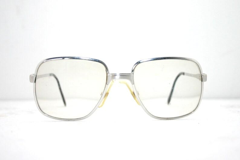 c82552fa106b Rodenstock Lord WD Eyeglasses Vintage 60's White Gold | Etsy