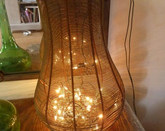 old filter object of craft wire vine grower deco loft
