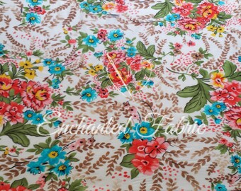 Printed Knit Fabrics
