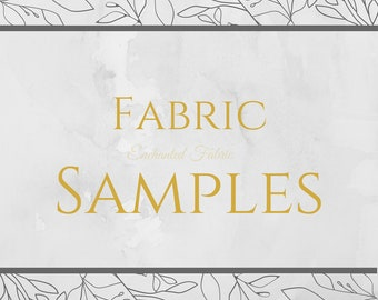 5 Sample Swatches with Free Shipping (USA only)
