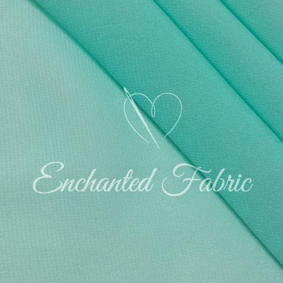 Tela Chiffon Para Bodas Vestido Para Damas Fondos Para Fotografias De Boda Vestios Faldas Camisas De Vestir 101 Color Aqua