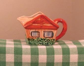 Cottage Ware Creamer, Vintage Cottageware